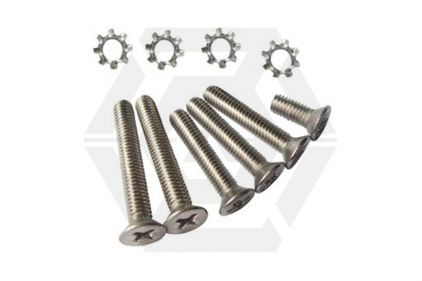 ZCA Gearbox Screw Set (for Version 3 Gearbox)