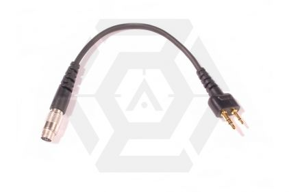 Devgru Radio Connector for iCom & Alinco