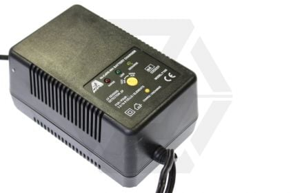 A2 Pro Fast/Trickle Charger with   Discharger 240v/12v