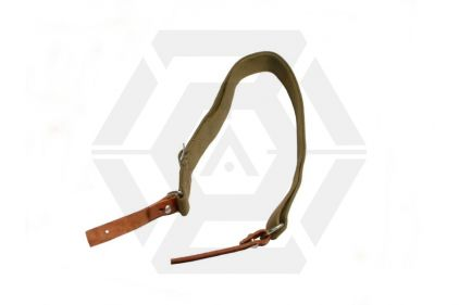 NCS Genuine AK Sling (Olive) © Copyright Zero One Airsoft