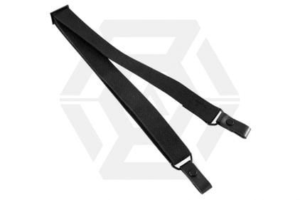 NCS Basic 2 Point Rifle Sling (Black)