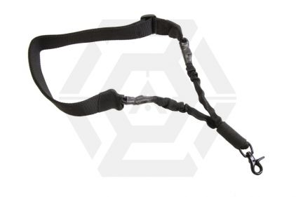 NCS VISM Single Point Bungee Sling (Black) © Copyright Zero One Airsoft