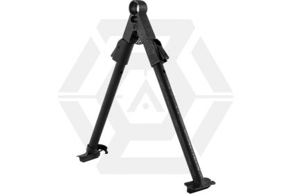 NCS Quick Detachable Sprung Barrel Mounted Bipod © Copyright Zero One Airsoft