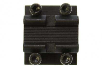 NCS Precision Grade Compact Bipod with Adaptors