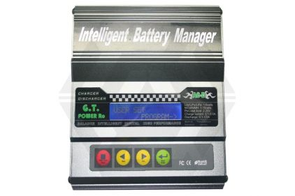 G.T. Power AD-6 Intelligent Digital Multifunctional Balance NiCD / NiMH / LiPo / LiLo / LiFe / PB Charger