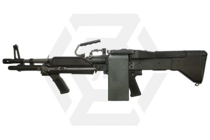 Ares AEG M60 E4 © Copyright Zero One Airsoft