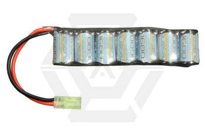 Zero One 8.4v 1600mAh NiMH Battery for Ares L85 AFV © Copyright Zero One Airsoft