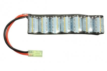 Zero One 8.4v 1600mAh NiMH Battery for Ares L85 AFV