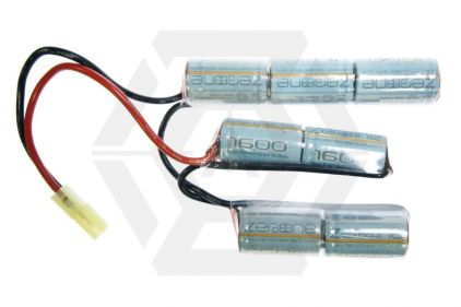 Zero One 8.4v 1600mAh NiMH Battery for ICS CXP15 & CXPQD4