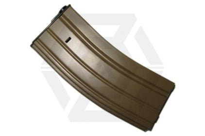 APS AEG Mag for M4 300rds (Dark Earth)