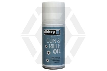 Abbey Gun & Rifle Oil Aerosol