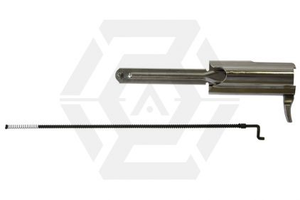 Guarder Steel Bolt for AK with   Auto Blowback System (Silver)