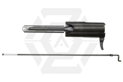 Guarder Steel Bolt for AK with   Auto Blowback System (Black) © Copyright Zero One Airsoft