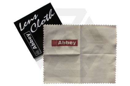 Abbey Lens Cleaning Cloth © Copyright Zero One Airsoft