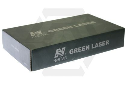 NCS Green Laser for RIS Rails