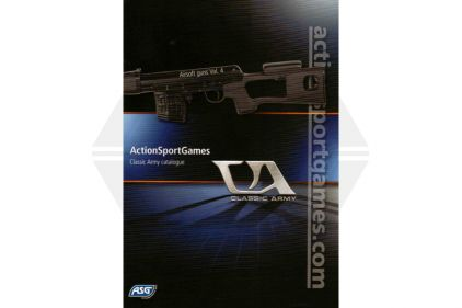 ASG Classic Army Catalogue Volume 4