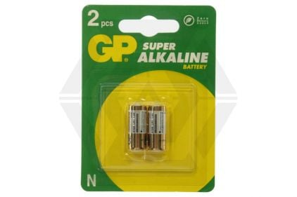 GP Battery LR1 (Pack Of 2)