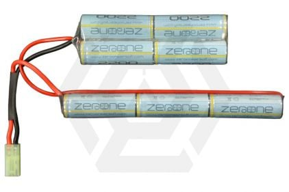 Zero One 8.4v 2200mAh NiMH Battery for Ares FNC