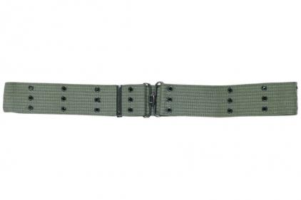 Mil-Com Pistol Belt (Olive)
