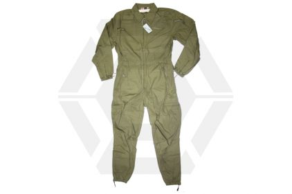 Mil-Force Tanker Overalls (Olive) - Size Extra Large © Copyright Zero One Airsoft