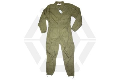 Mil-Force Tanker Overalls (Olive) - Size Extra Extra Large