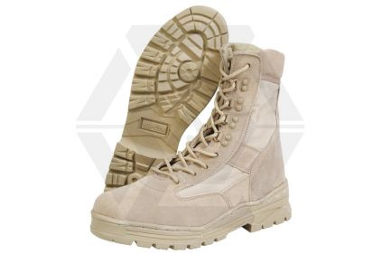 Mil-Com Patrol Boots (Desert) - Size 8 © Copyright Zero One Airsoft