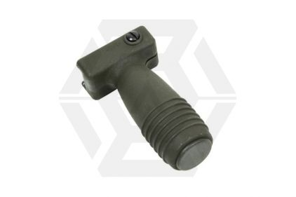 Echo1 Vertical Grip for 20mm RIS (Olive)