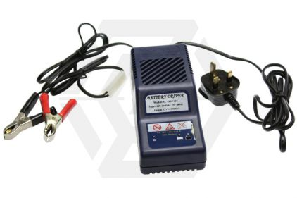 Zero One Lead Acid Battery Charger for CAW M134 Minigun - £44.95