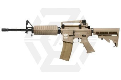 G&G Combat Machine AEG CM16 Carbine DST (Tan) © Copyright Zero One Airsoft