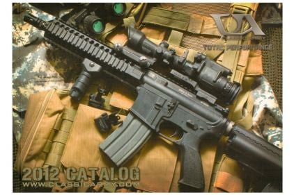 Classic Army 2012 Catalogue