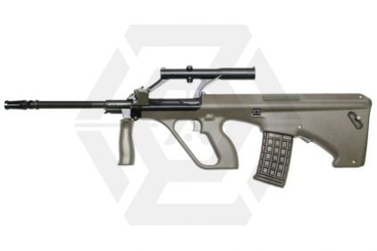*Clearance* Classic Army AEG Aug Military (Ex-Display)
