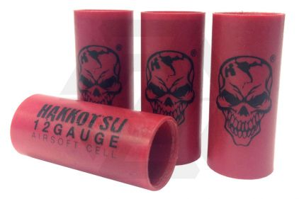 APS Replacement Cartridge Case for CAM870 Shells Pack of 4 (Red) © Copyright Zero One Airsoft
