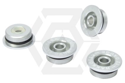 APS Replacement End Caps for CAM870 Shells Pack of 4