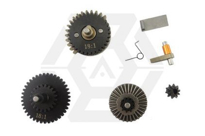 ZCA High Torque Steel CNC Gear Set (6pcs) © Copyright Zero One Airsoft
