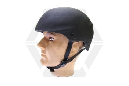 *Clearance* Pro-Tec Special Forces Style Helmet (Black)