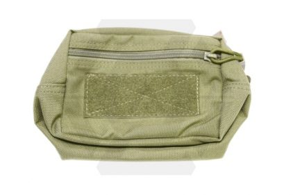 *Clearance* MOLLE Wide Utility Pouch (Khaki)