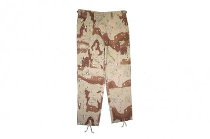 """*Clearance* Tru-Spec U.S. Trousers (Desert Choc-Chip) - Size M 31-35"""""""