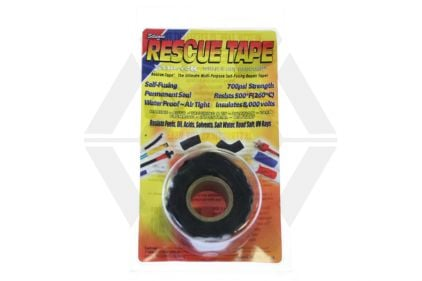 BCB Silicone Repair Tape (Black)