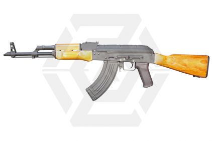 CYMA AEG AKM Real Wood © Copyright Zero One Airsoft