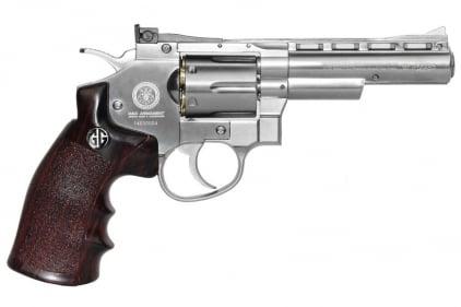 G&G CO2 G732 Revolver (Silver)