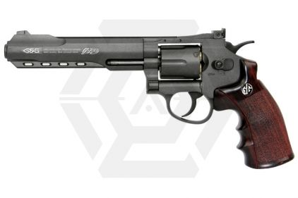 G&G CO2 G733 Revolver (Black)