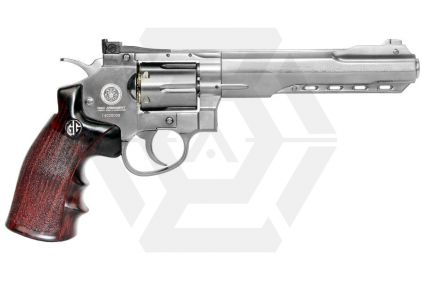 G&G CO2 G733 Revolver (Silver) © Copyright Zero One Airsoft