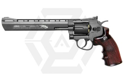 G&G CO2 G734 Revolver (Black)