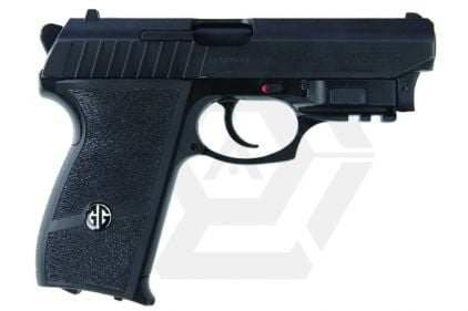 G&G CO2 BLK GS-801 with Laser (Black)