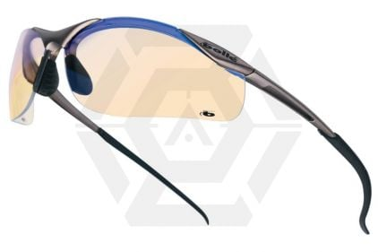 Bollé Protection Glasses Contour with Silver Frame and ESP Lens