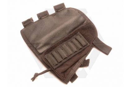 Guarder Stock Pad for Rifle/Shotgun (BK)