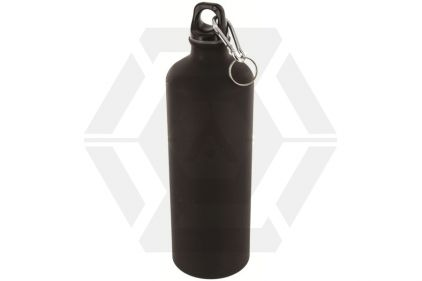 Highlander Alu Bottle (Black)