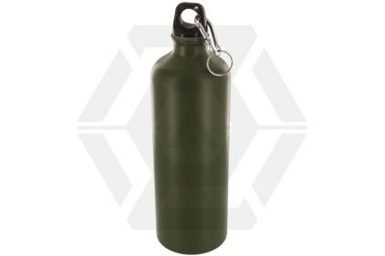 Highlander Alu Bottle (Olive)