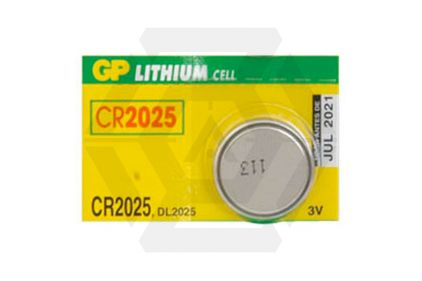 GP Battery CR2025