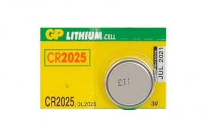 GP Battery CR2025